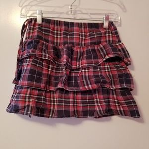 Girls Top with Skirt